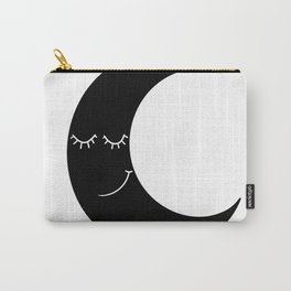 cute moon Carry-All Pouch
