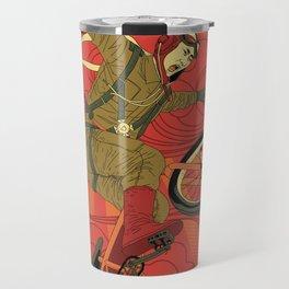 DIVINE WIND Travel Mug