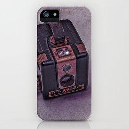 Old Brownie Camera iPhone Case