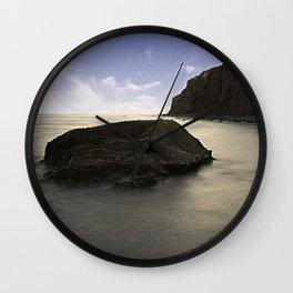 Dana Mist Wall Clock