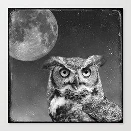 Hunters Moon Canvas Print