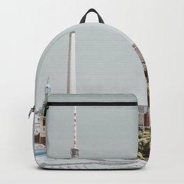 Berlin, Germany Travel Artwork Backpack