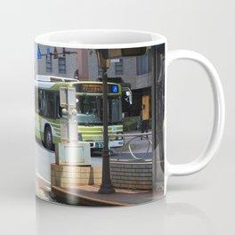 Trams of Hiroshima Coffee Mug