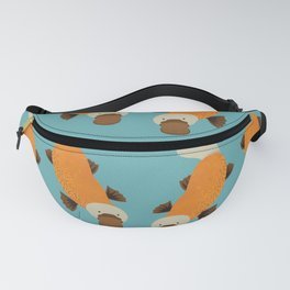 Whimsy Platypus Fanny Pack