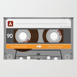 K7 Cassette 6 Rug
