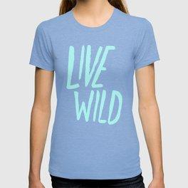 Live Wild Big Sur T-shirt