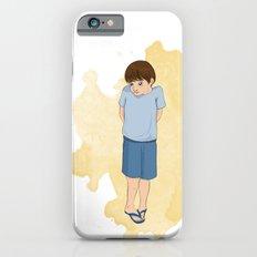 Cute little boy Slim Case iPhone 6s