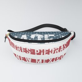 Made in Tres Piedras, New Mexico Fanny Pack