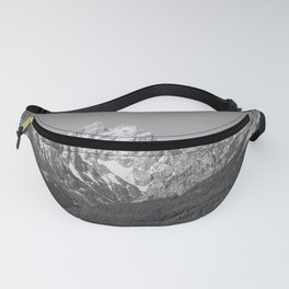 Ansel Adams - Grass Valley and Grand Tetons Fanny Pack