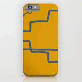 Mid-century Modern Vol. 6 iPhone Case