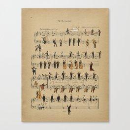 Volinka Canvas Print