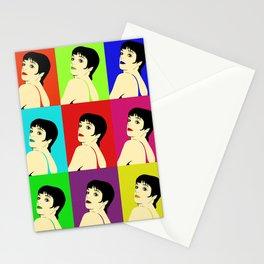 Liza Minnelli - Pop Art Stationery Cards