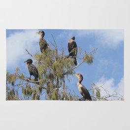 Cormoran Tree Rug
