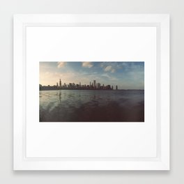 Panoramic Framed Art Print