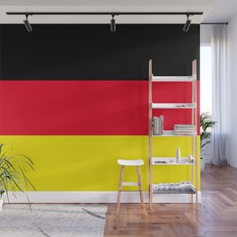 Germany flag Wall Mural
