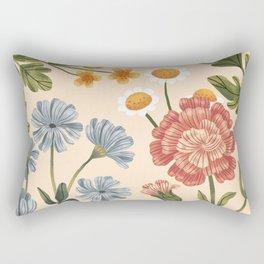 Wild Flowers ~ vol4. ~ light  Rectangular Pillow