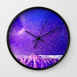 jinja graffiti Wall Clock