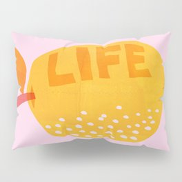 Abstraction_Lemon_Life Pillow Sham