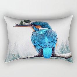 Symbiosis Rectangular Pillow