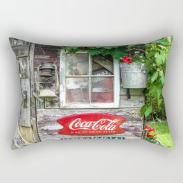 Summer Shed Rectangular Pillow