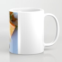 Burrata and Peaches Coffee Mug