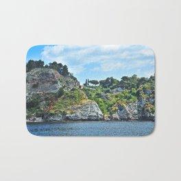 Taormina, Sicily II Bath Mat