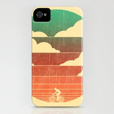 Go West (cycling edition) iPhone (4, 4s) Slim Case