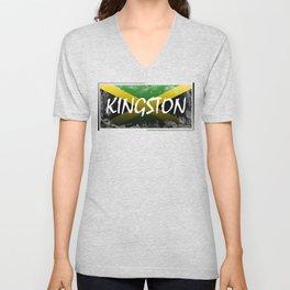 Kingston Unisex V-Neck