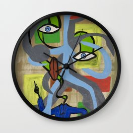 The Christ Wall Clock