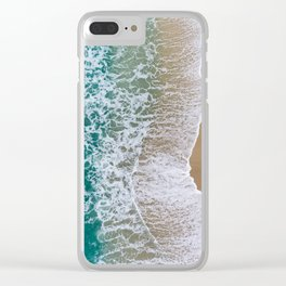 Surf II Clear iPhone Case