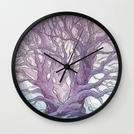 Magic's Resting Place Wall Clock