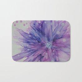 purple passion Bath Mat