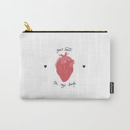 Your heart on my hands Carry-All Pouch