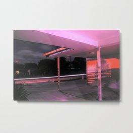 Driveway Metal Print