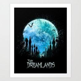 The Dreamlands Art Print