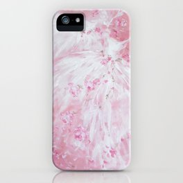 Tutu Rose Delight iPhone Case