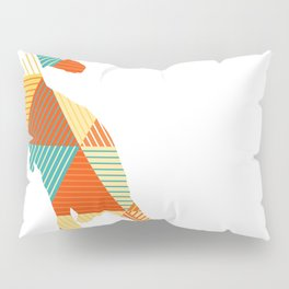 Kangaroo Capers Pillow Sham