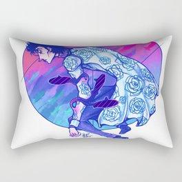 Little Chromatic Submarines Rectangular Pillow