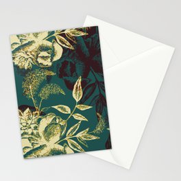 Illustrations of Florals Stationery Cards