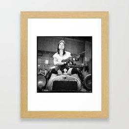Vivian Del Rio Framed Art Print