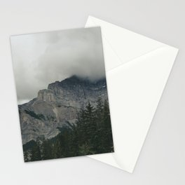 Road to Banff Stationery Cards
