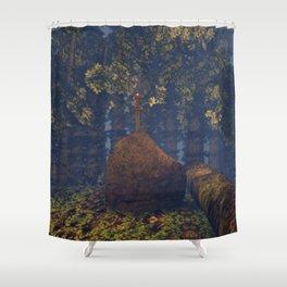 Excalibur Shower Curtain