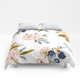 Mason Vintage Roses Comforters
