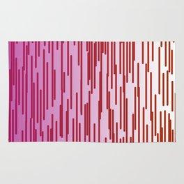 design lines sweet pinkdesign exotic wild lines Rug