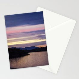 Lake Havasu Sunset Stationery Cards