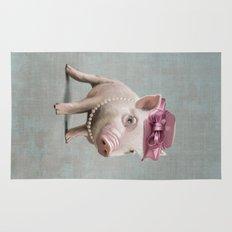 Miss Piggy Rug