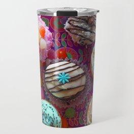 Cupcake du Jour Travel Mug