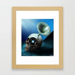 Hollowed Sound Framed Art Print