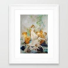 Birth of Venus Framed Art Print