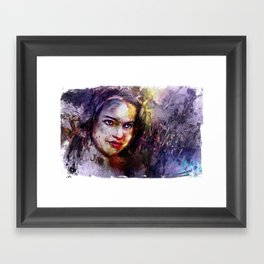 Brasilia PM Framed Art Print